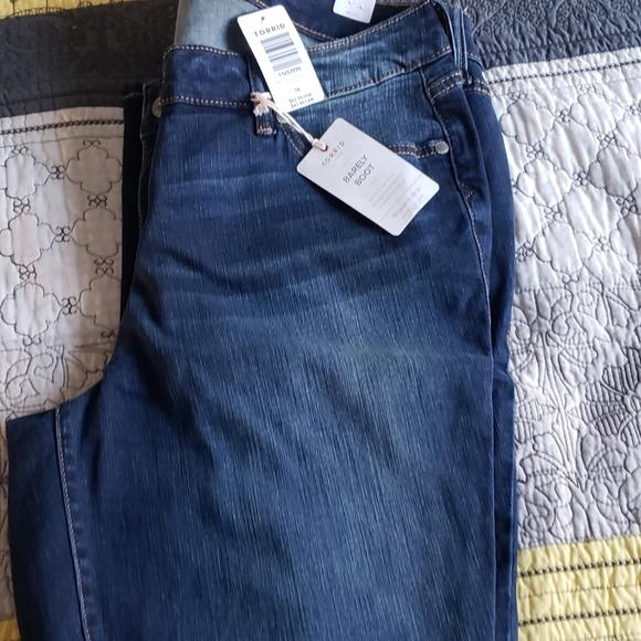 Torrid Barely Boot Jeans
